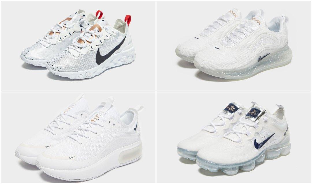 Colección de zapatillas Nike 'Unité Totale'