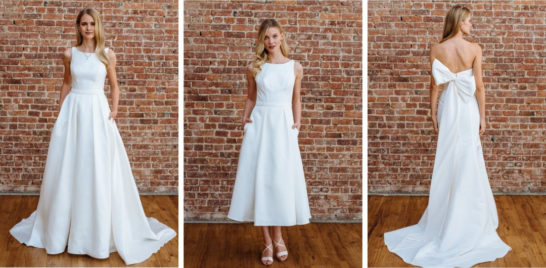 Spring 2018 Wedding Dress Trends David S Bridal Blog