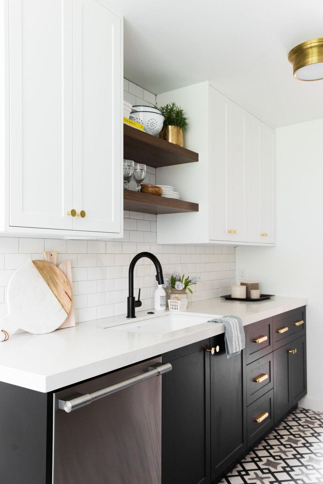 Ideas To Remodel Kitchen: Hillside Kitchen Remodel Reveal