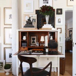 Lacourte Upright Desk