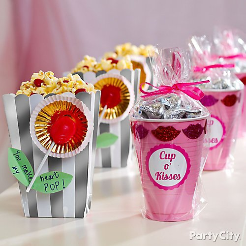Valentine's Day Class Party Ideas For Kids