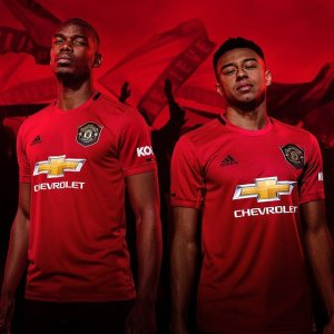 ba575fbd05 Introducing the 2019/20 @manchesterunited home jersey. Based