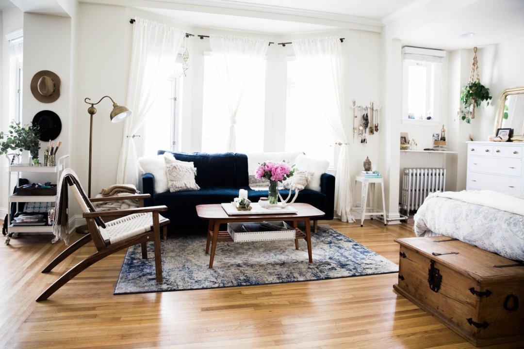 Shopping Resources For A Polished Bohemian Style Space Apartment
