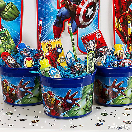 Avengers Party Ideas Party City
