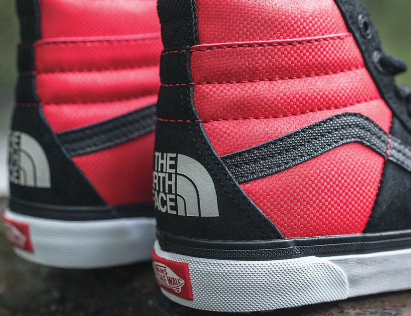 ea87ba0409dc74 Vans x The North Face 2017 Fall collection