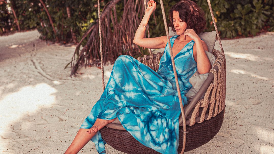 Travel Diaries: Penelope Goldstone in the Maldives