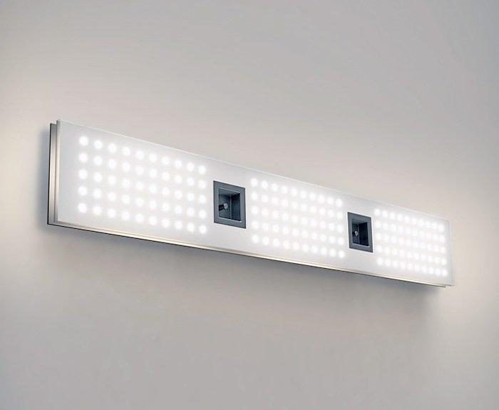 Grid Bath Light from Blackjack Lighting