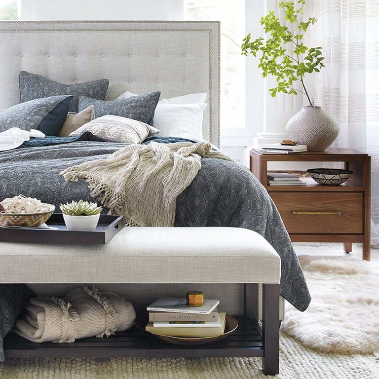 Shop Bedroom Furniture. Quality Home and Outdoor Furniture   Arhaus Furniture