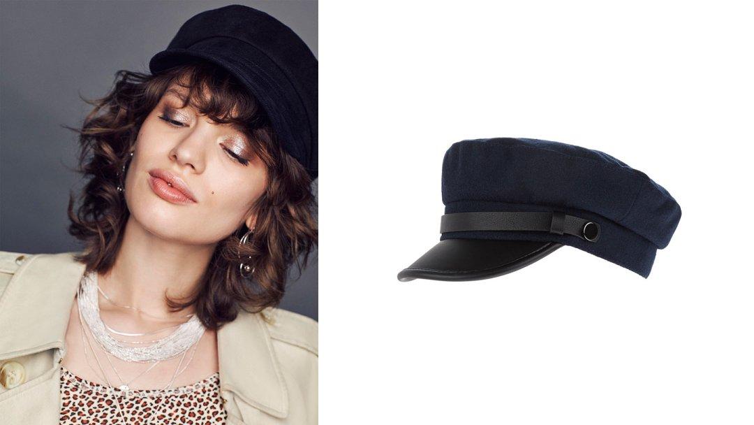 5 Berets & Baker Boy Hats to Wear All Season | The Blog