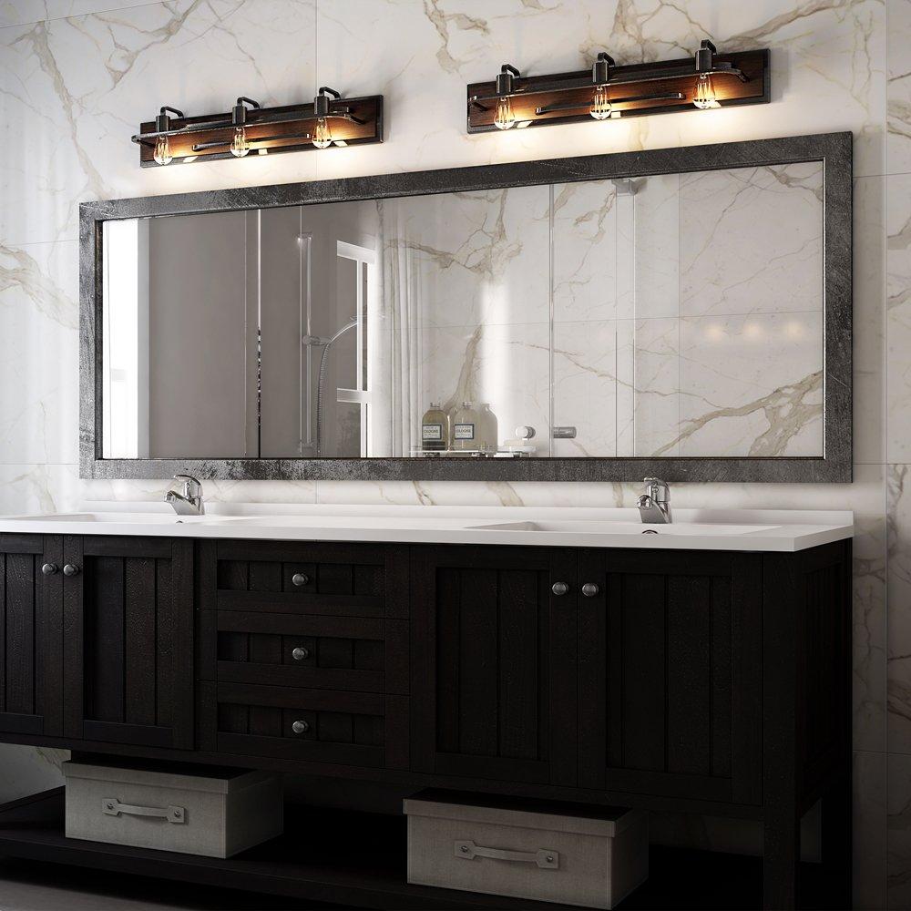 Top 10 Modern Vanity Lights For The Modern Bathroom: Top 10 Bathroom Lighting Ideas