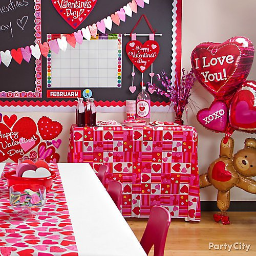 Valentine S Day Class Party Ideas For Kids Party City
