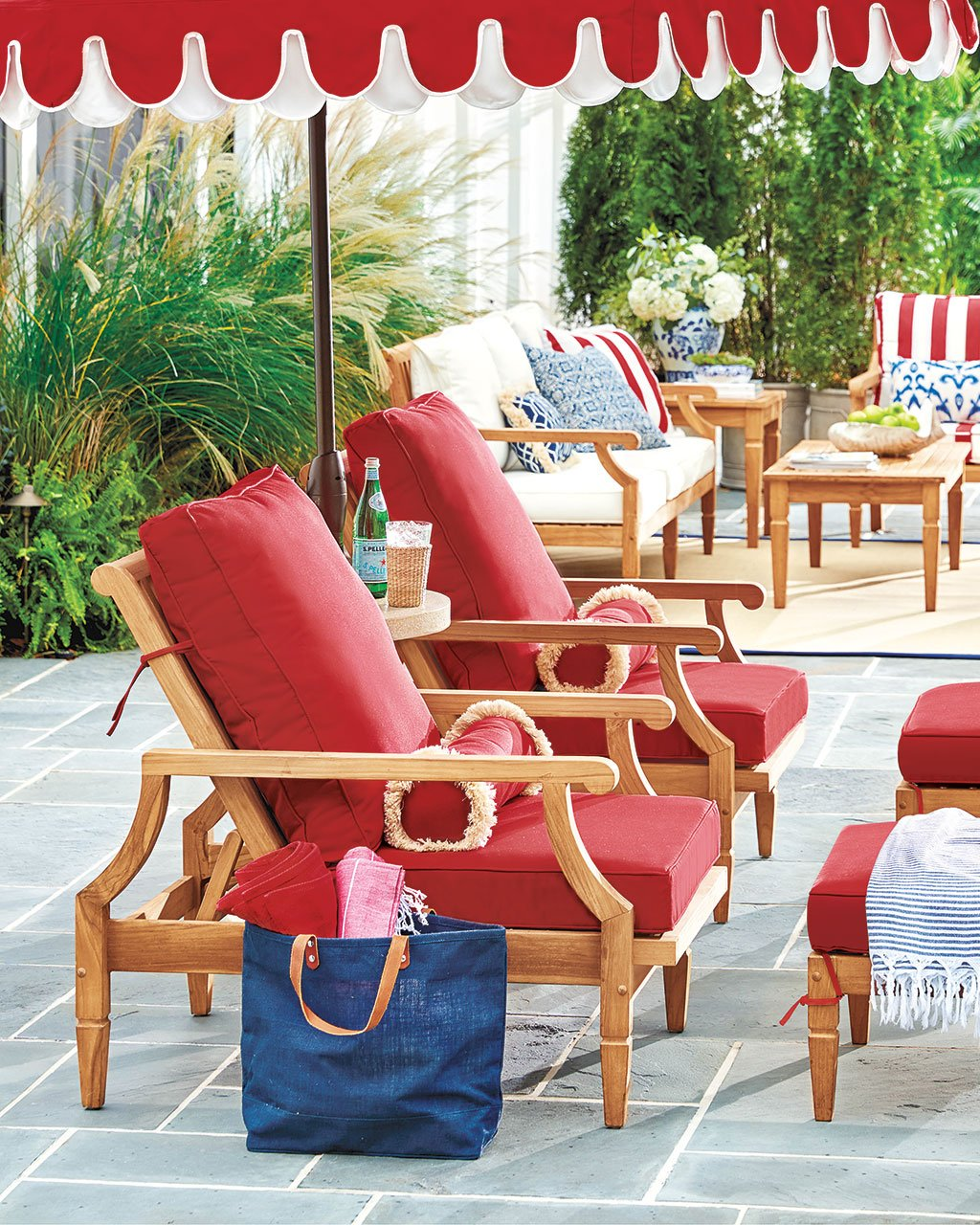 Which New Cushion For Outdoor Chairs Will Spruce Up Your Outdoor Space How To Decorate