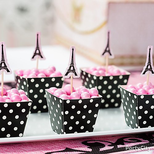 Amazing Taste Of Paris Food And Drink Ideas Party City Funny Birthday Cards Online Fluifree Goldxyz