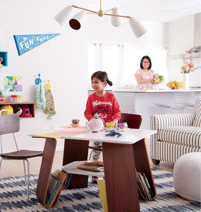 Family Friendly Kitchen Houzz: Designing A Family & Kid Friendly Kitchen