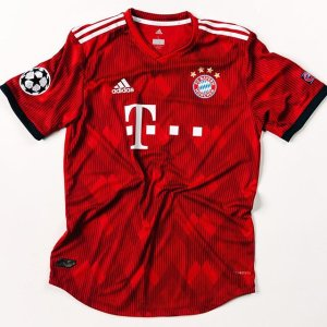 00f8ffe52 Official Bayern Munich FC Jerseys (kits)