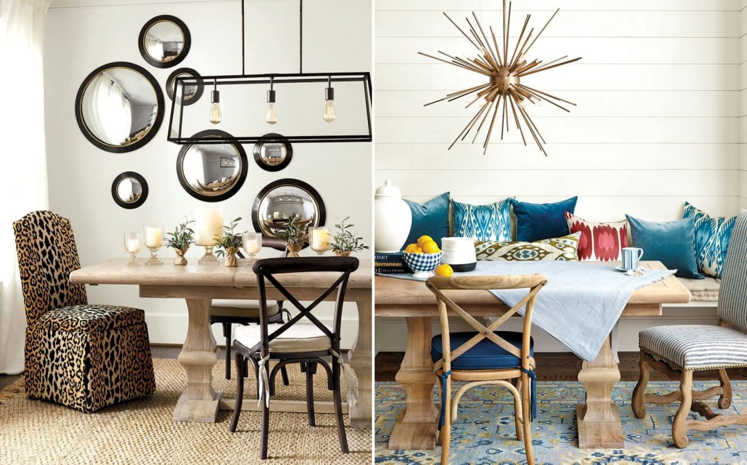 How To Pick The Right Dining Chair Size And Style How To Decorate