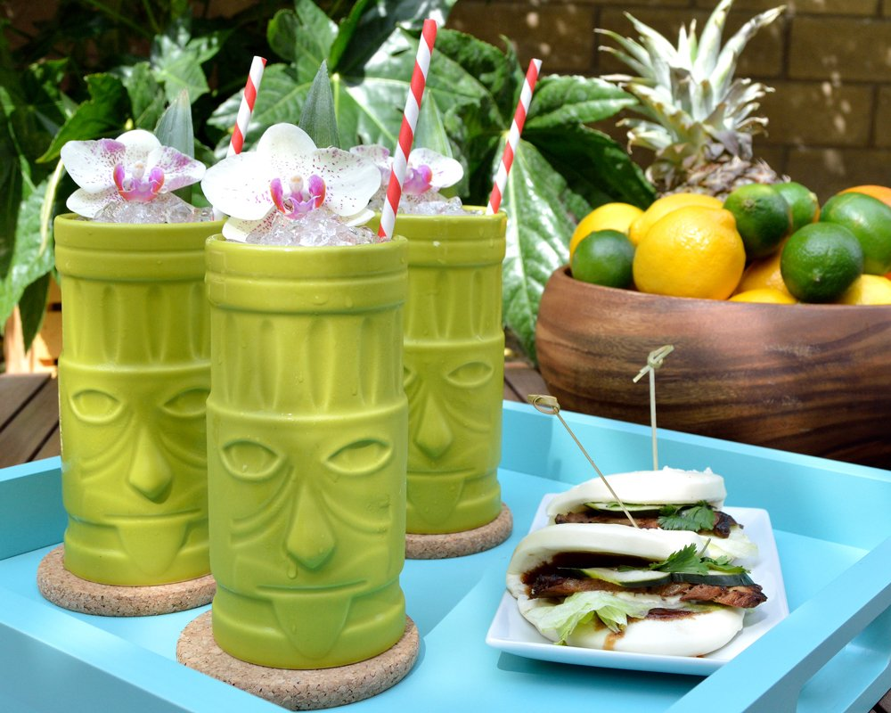 Tiki Time: Planter's Punch Recipe | Crate and Barrel Blog on