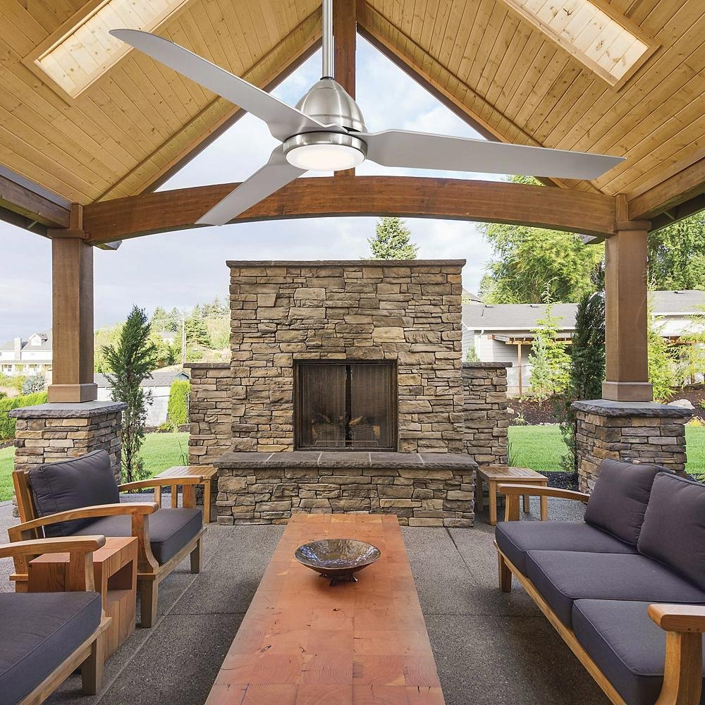 All Of Your Outdoor Ceiling Fan Questions Answered Ylighting Ideas