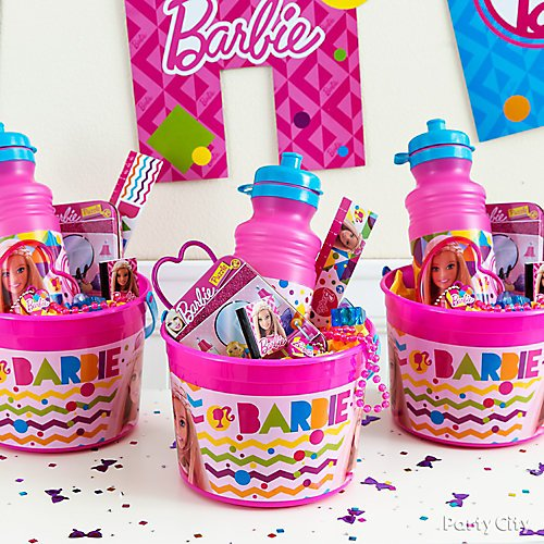 Idea 7 Go All Out With A Bucket Full Of Favors