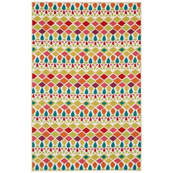 Dining Al Fresco - ideas - outdoor rug - Mohawk Homespcaes - Heidi Milton - overstock.com