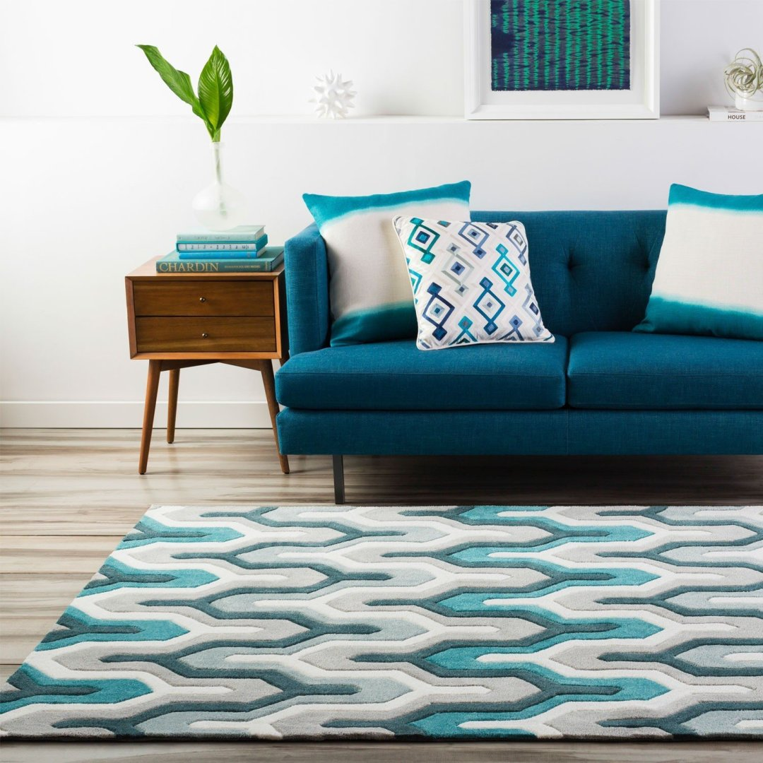 How to Pick the Perfect Rug: Sizes, Placing & Types