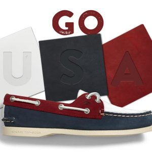 huge discount 622af 13a25  RockYourBoat in red, white, and blue in the one and only Authentic Original