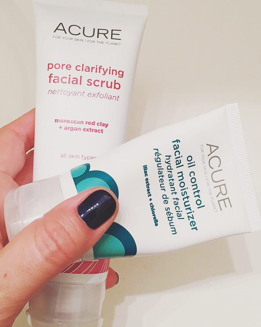 Acure Pore Minimizing Facial Scrub 4 Oz : Target