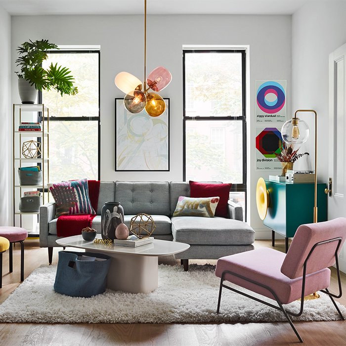 Decorating Ideas Color Inspiration: Living Room Inspiration