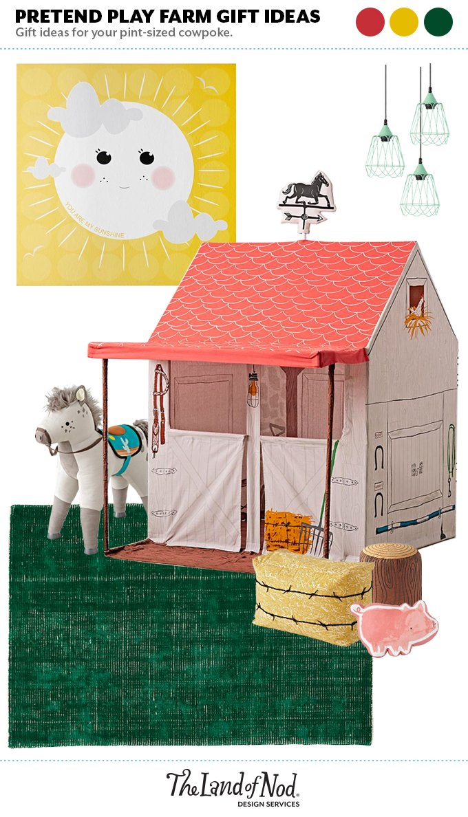 Pretend Play Farm Gift Ideas