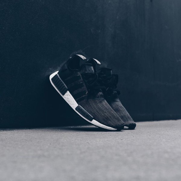 The Core Black Adidas NMD_R1 is still available at VILLA! Have you grabbed  your pair