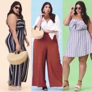 Plus Size Clothing |Tops, Dresses, Jackets, Pants & More | Forever21