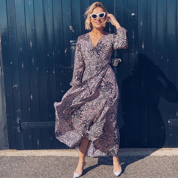 6809a3e2e3f2 AD ✨ As leopard print dresses go, this one from wallisfashion is the dream  even