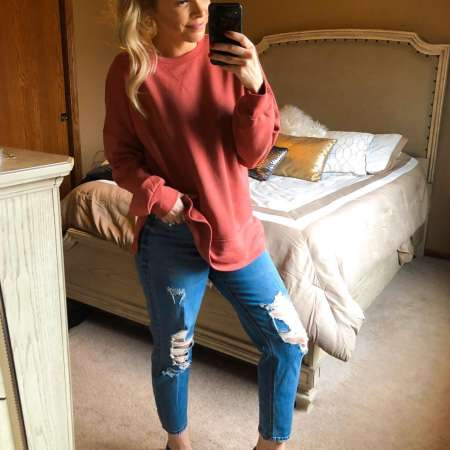 instagram post by bestdressedblonde