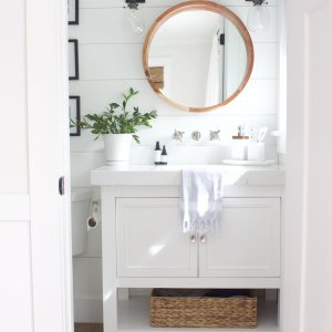 Purist WallMount Sink Faucet Trim Cross Handles KT KOHLER - Kohler purist bathroom collection