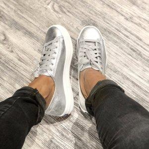 Keds Triple Kick Metallic Suede Sneakers rFp9to