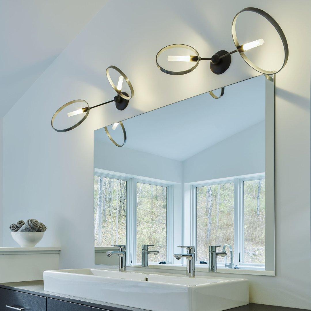 Top 10 Bathroom Lighting Ideas | Design Necessities - YLighting