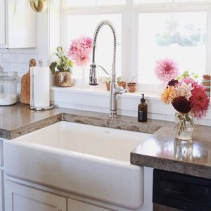 K-77515 | Tournant® semi-professional kitchen sink faucet | KOHLER