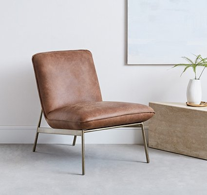 Groovy How To Decorate With Accent Chairs West Elm Customarchery Wood Chair Design Ideas Customarcherynet