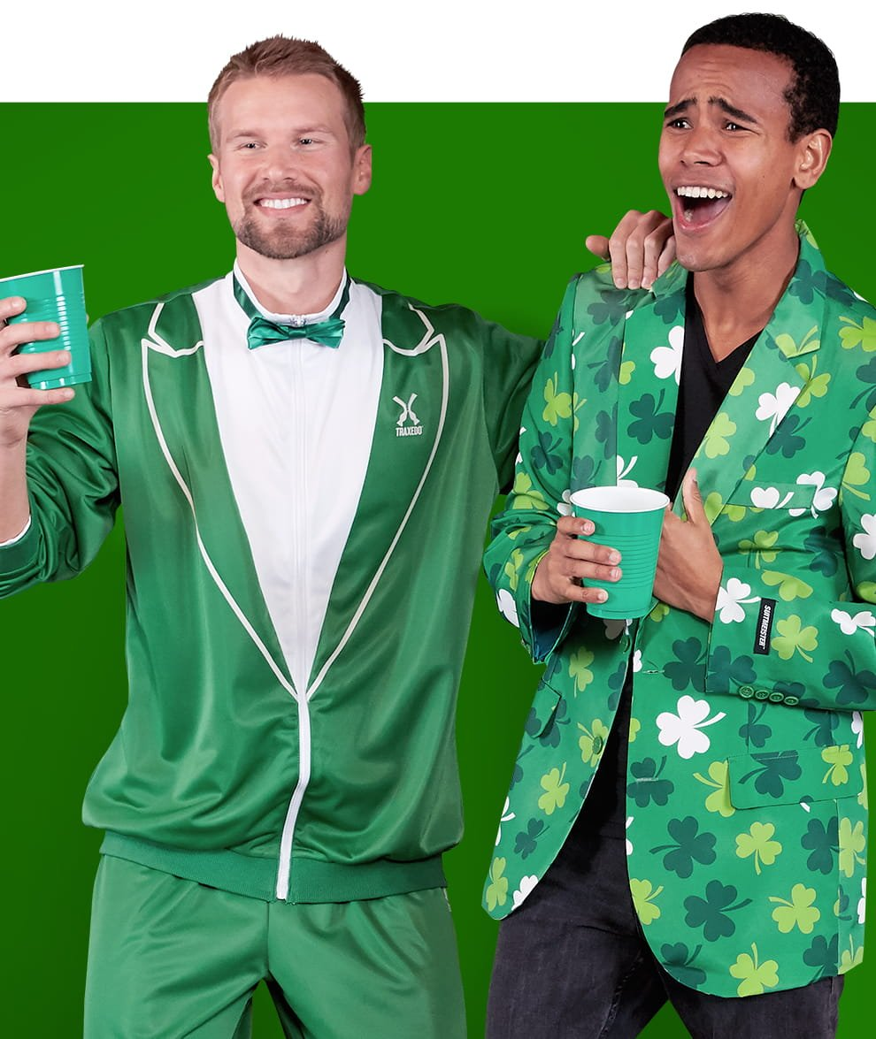 52a58403 St. Patricks Day Outfits and Costumes Ideas | Party City