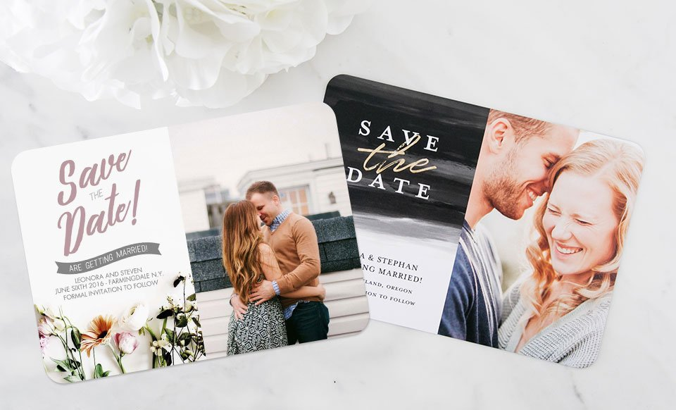 Save The Date Ideas And Creative Tips For Your Unique Wedding