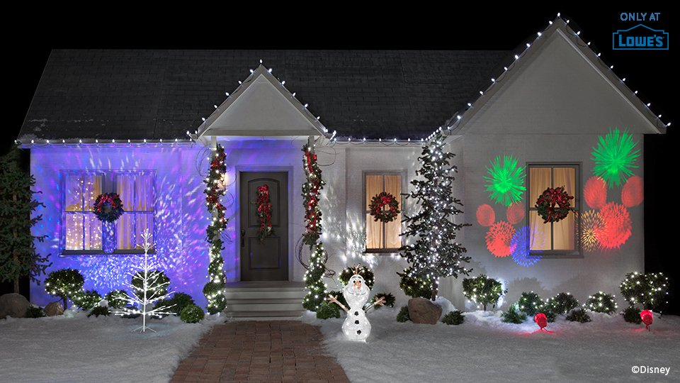 4 fun disney christmas lighting decor ideas lowe 39 s canada