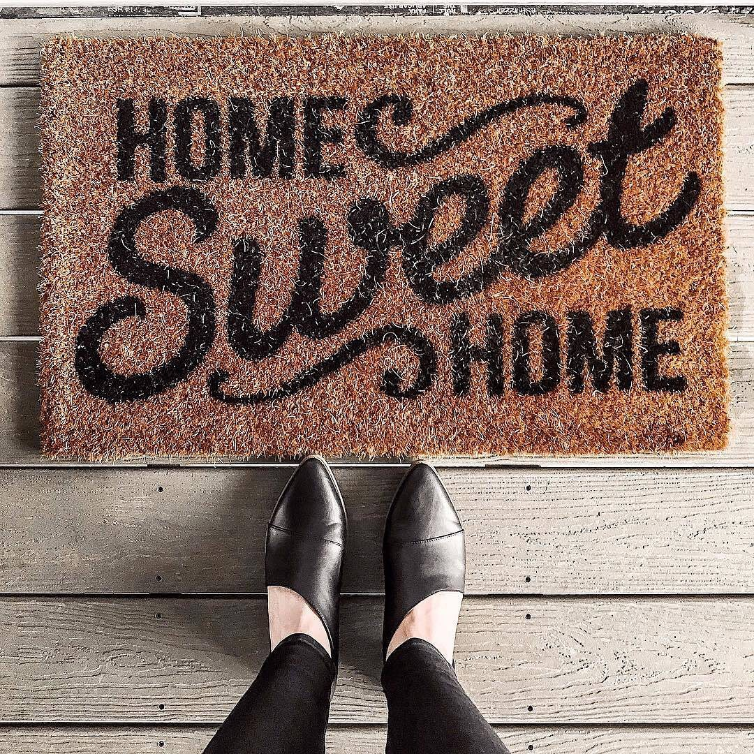 d9022c11b92 Doormat Home Sweet Home Estate 23