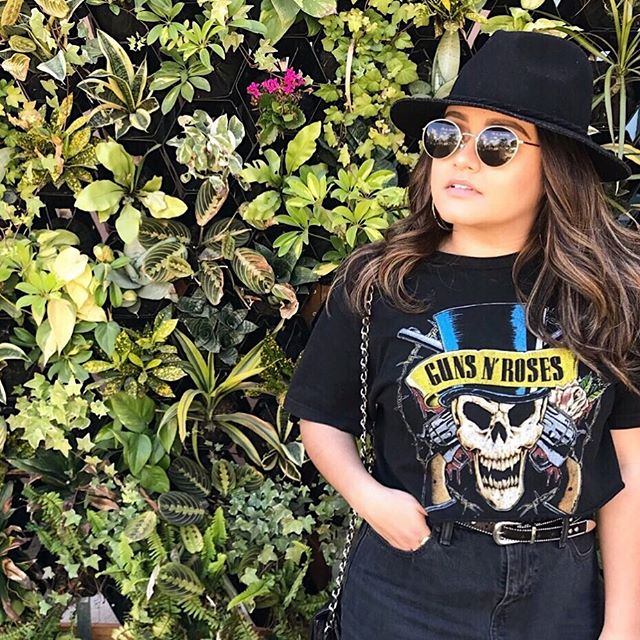 7d23a3f9c26 ... Men s Guns N  Roses® T-Shirt - Black! see all your loves · instagram  photo by Julissa Sandoval