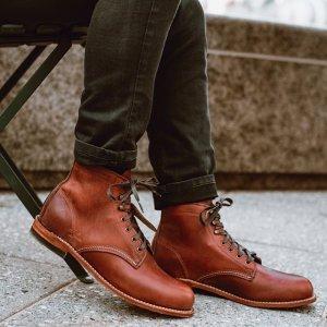 489b3e443f4 Men - Original 1000 Mile Boot - Vintage Shoes | Wolverine