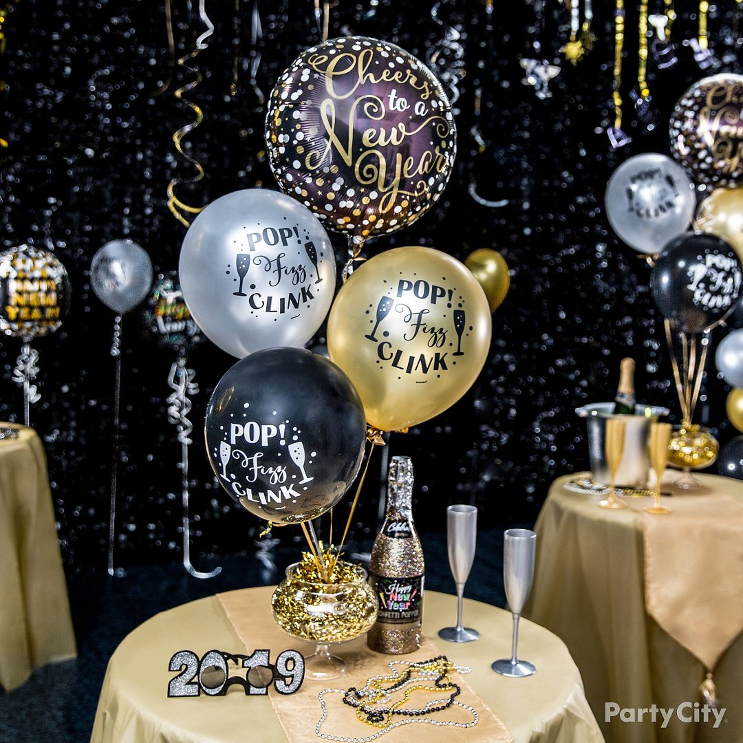 16 Elegant New Year's Eve Party Ideas | Party City