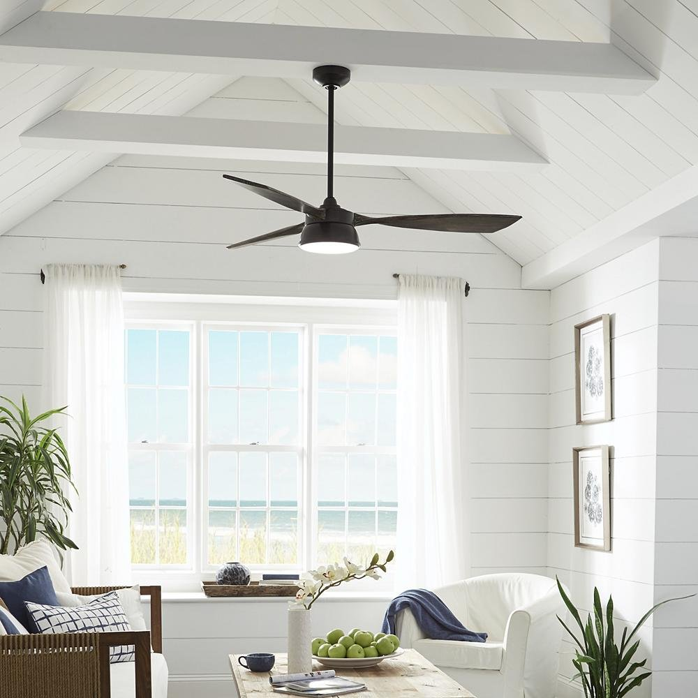 Ceiling fan direction fan rotation in summer winter at lumens shop destin ceiling fan by monte carlo fans and more aloadofball Gallery