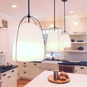 Fabulous Haleigh 12 Opal Glass Dome Pendant Rejuvenation Wiring Cloud Hisonuggs Outletorg