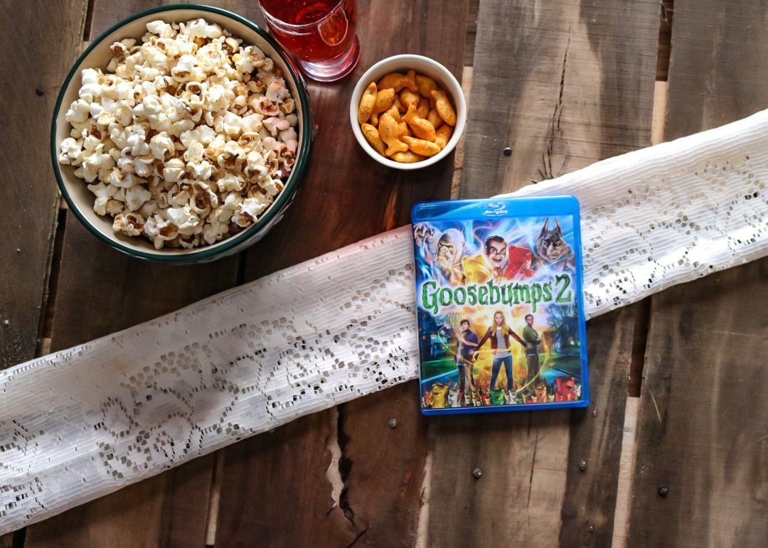 How to Make Movie Night a Success with Goosebumps 2