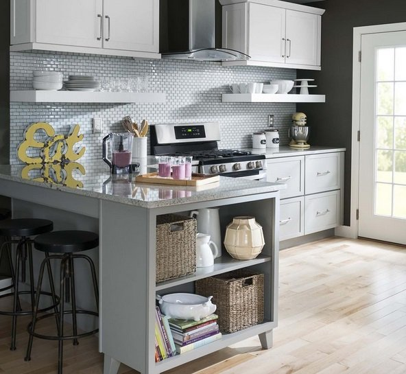Kitchen Cabinets Upgrade: Affordable Kitchen Upgrades