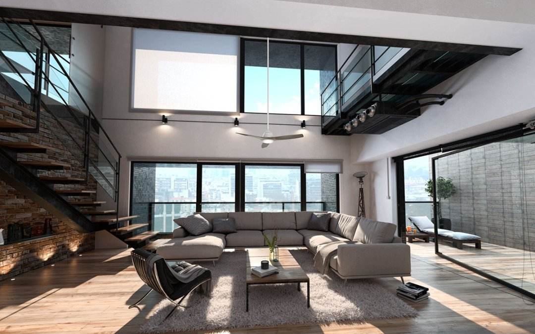 Ceiling fan direction for summer winter ylighting blog 1 of 1 aloadofball Choice Image